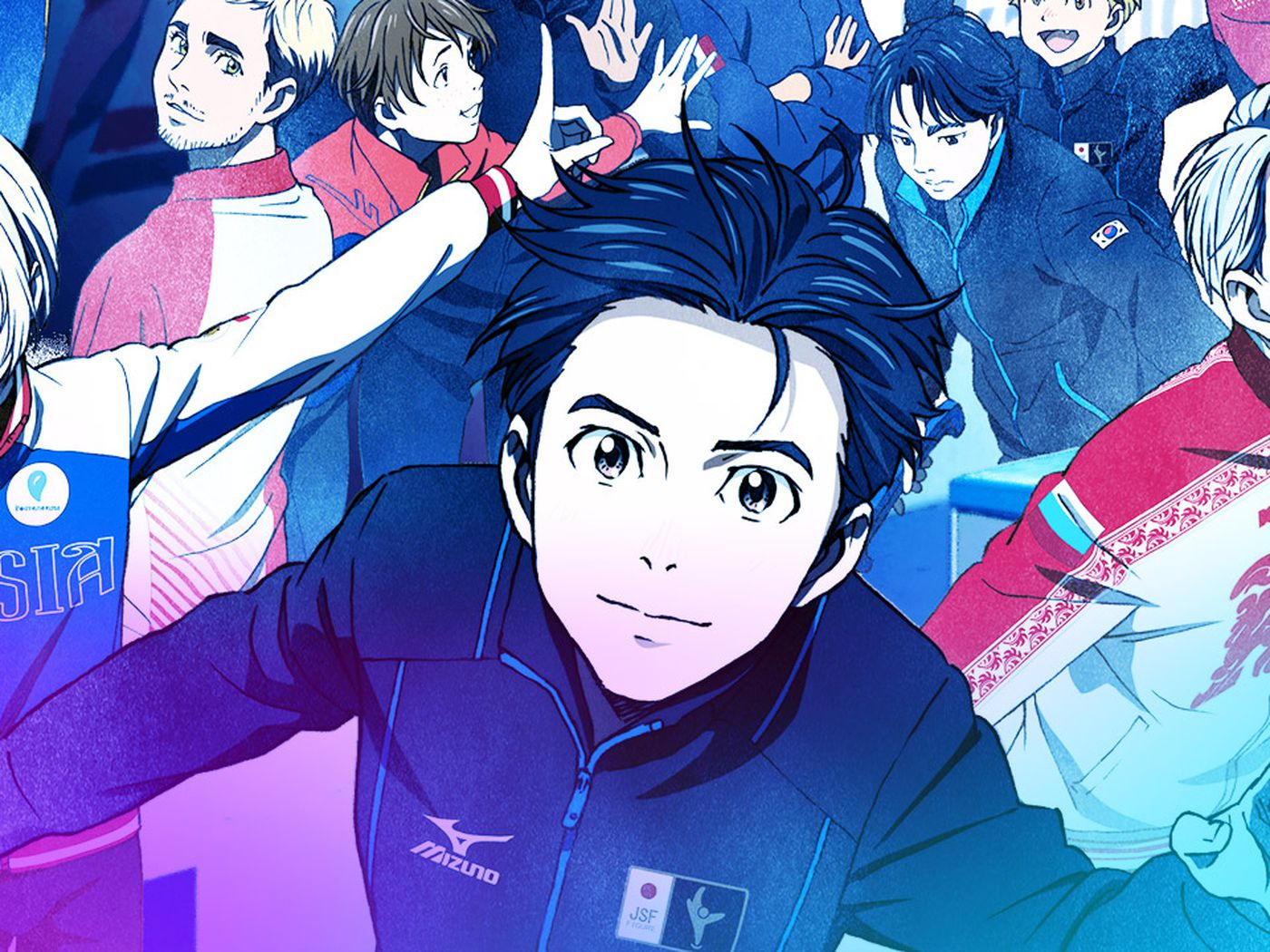 Yuri On Ice Brought Me Back To Anime Polygon