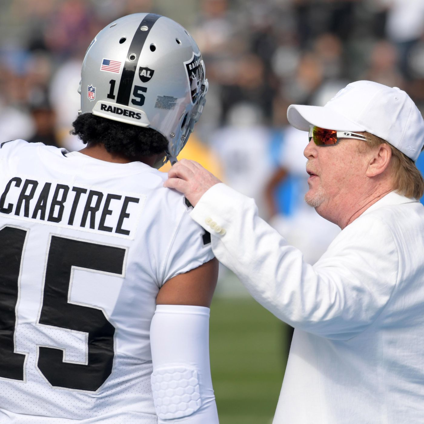 4abf565b0 Why WR Michael Crabtree was released after the Raiders said 'he is in our  plans'