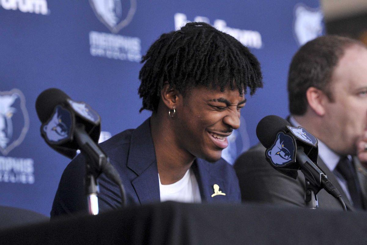 NBA: Memphis Grizzlies-Press Conference