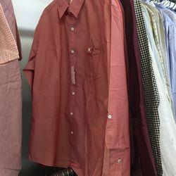 WRK shirt, $40