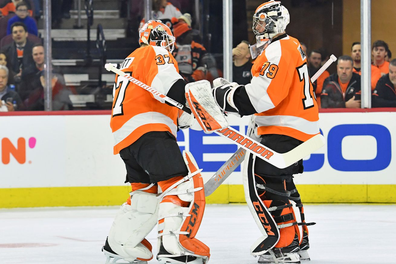 How concerning is the Flyers' goaltending situation heading into 2019-20?