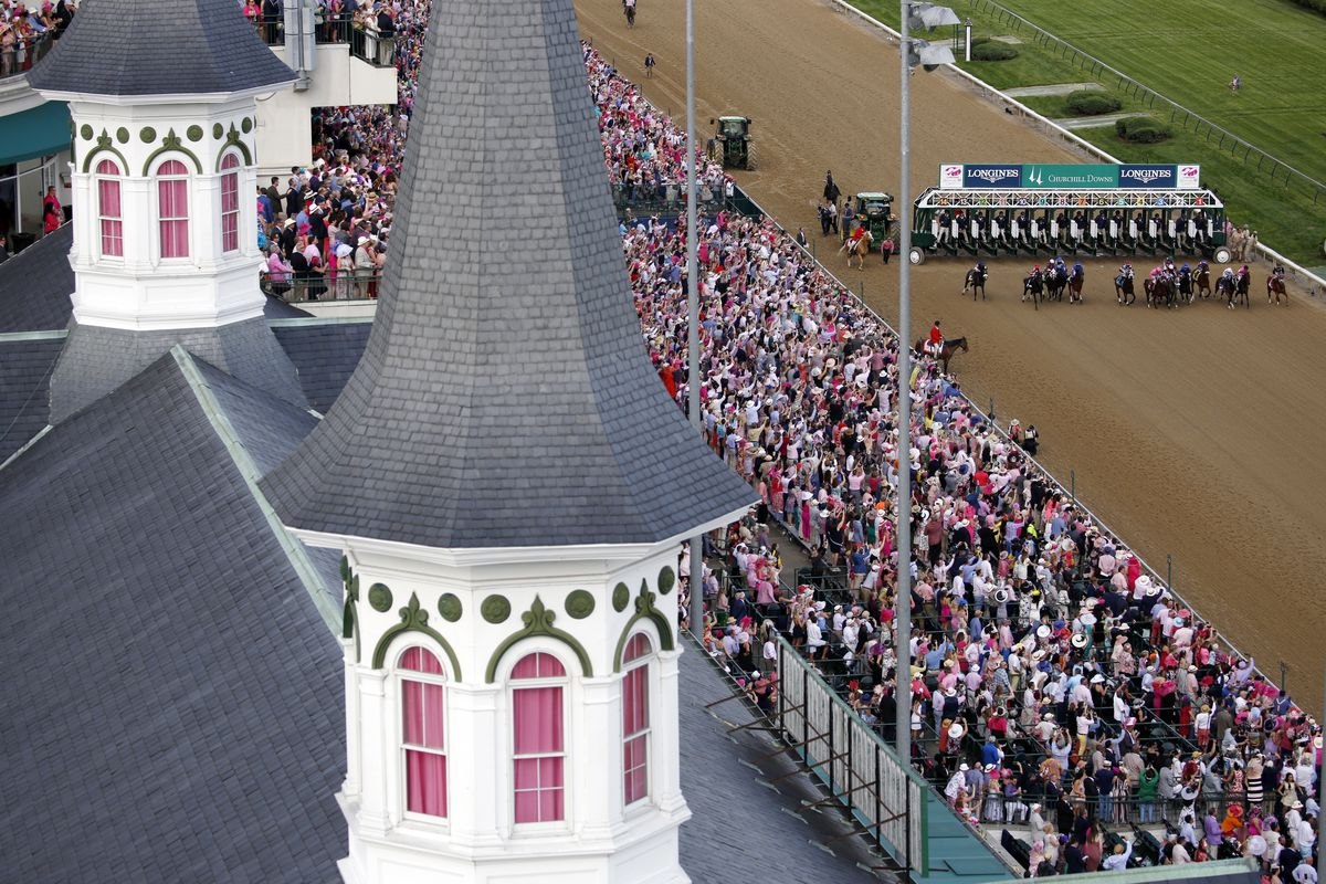 Preparations Ahead Of The 145th Running Of The Kentucky Derby