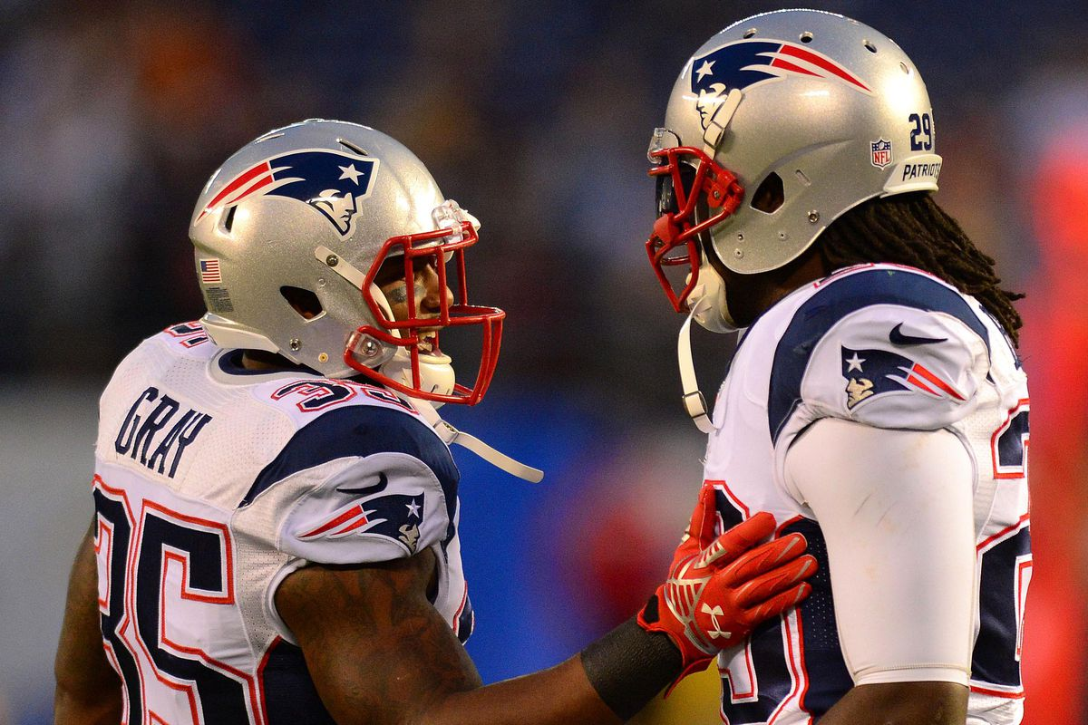 Jonas Gray & LeGarrette Blount become the new committee chairs