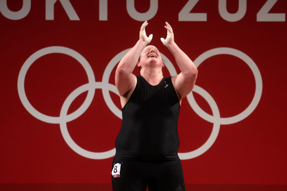 Weightlifting - Olympics: Day 10