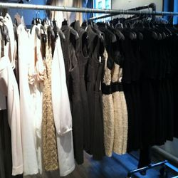 More current season - the cream and black leather lined piece is dreamy.