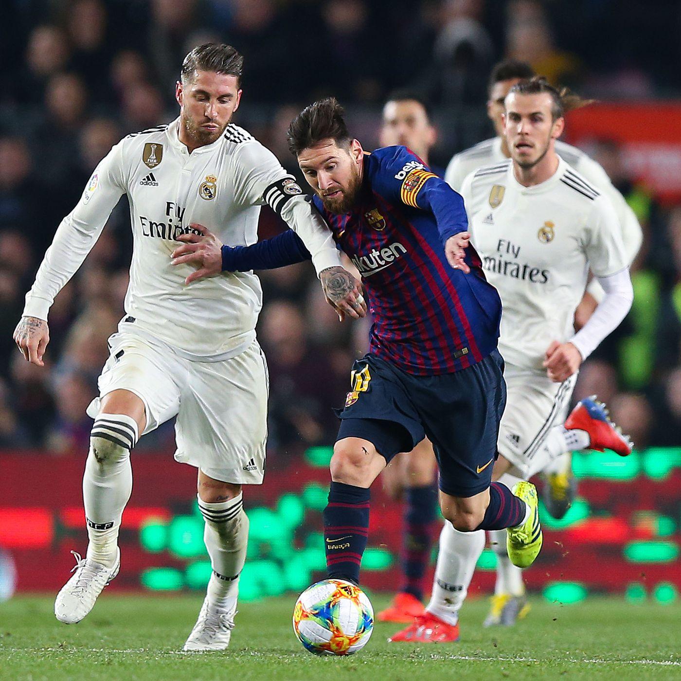 Predicted Lineups Fc Barcelona Vs Real Madrid 2019 El Clasico Managing Madrid