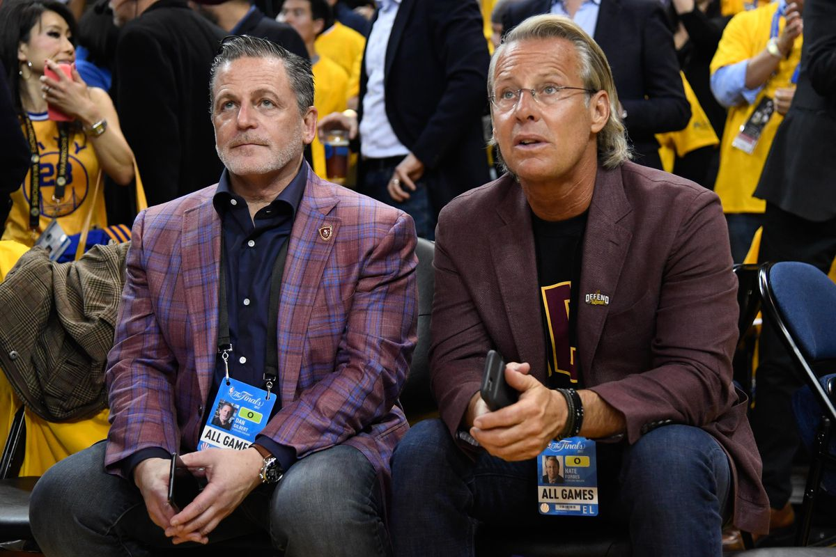 4c09868efe3 Dan Gilbert met with Koby Altman to discuss the future of the Cavs  front  office