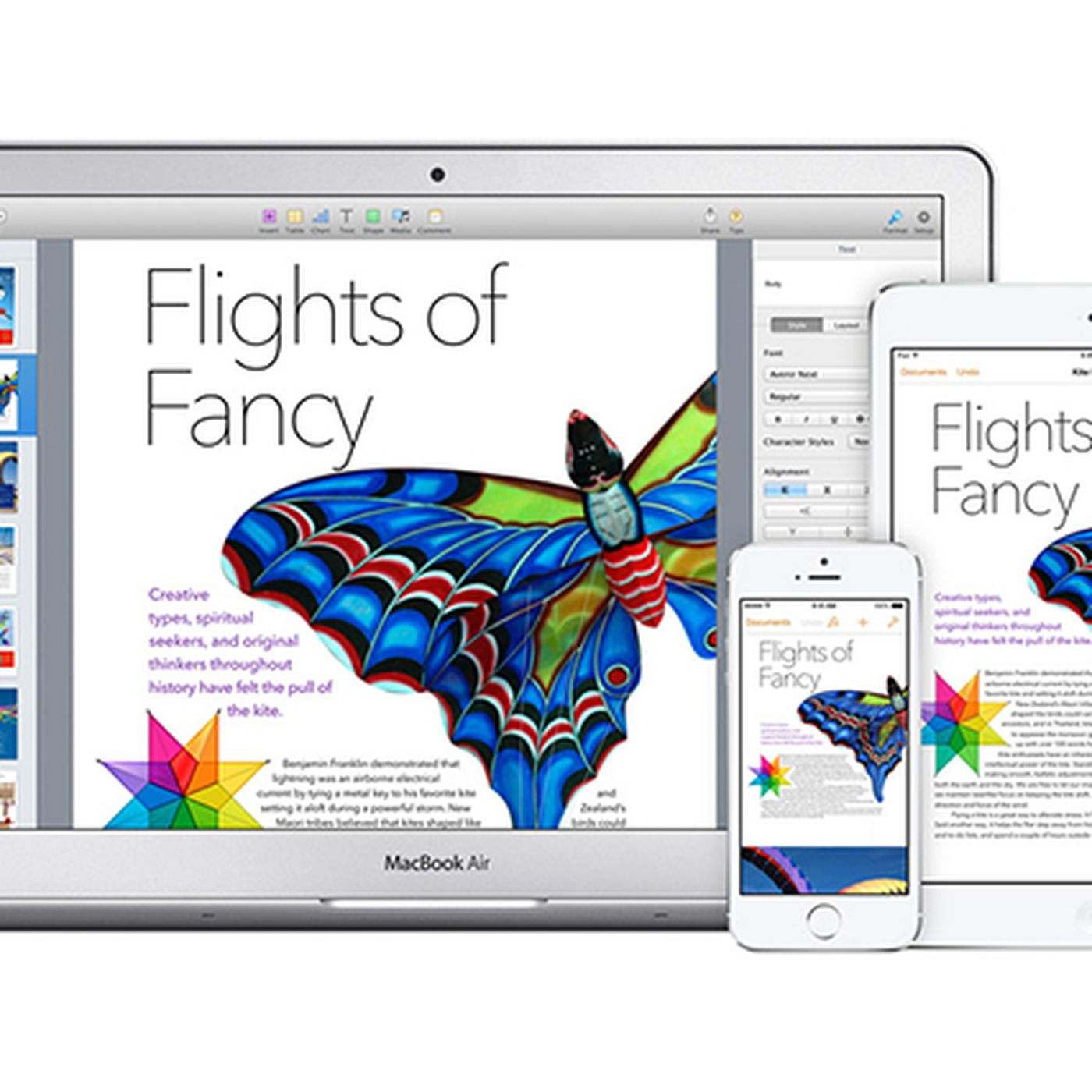Apple's stripped-down iWork suite is free, but there's a cost - The