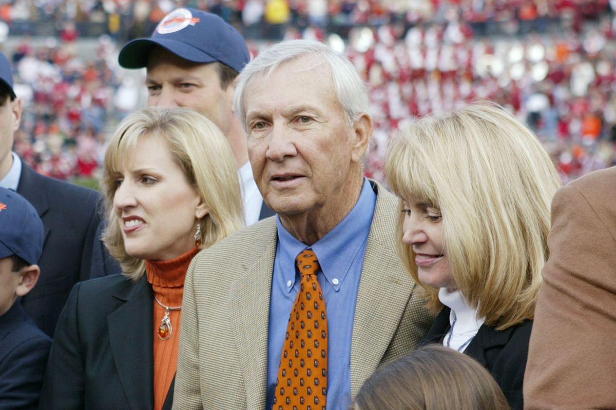 See? Auburn fans have been right all along about SEC football's modern era beginning with this guy!