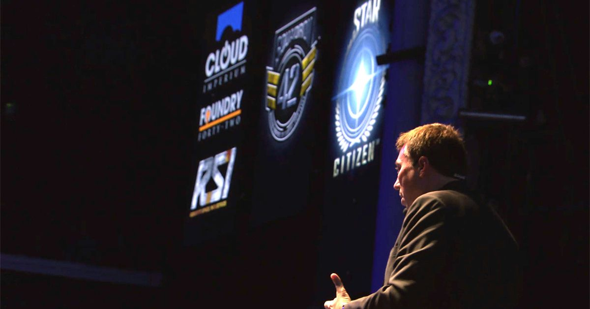 Crytek sues Star Citizen studios over use of CryEngine (update)