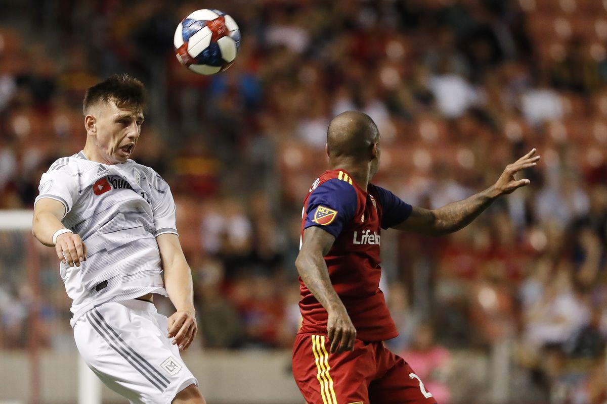 MLS: U.S. Open Cup-LAFC at Real Salt Lake