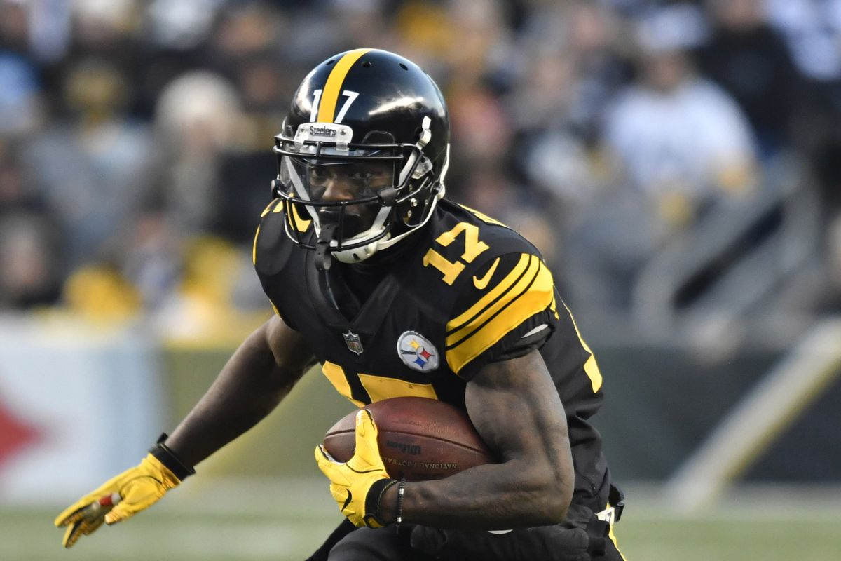 0987d933e6a Steelers snap-counts show if Eli Rogers returns the team would have four  legitimate wide receivers