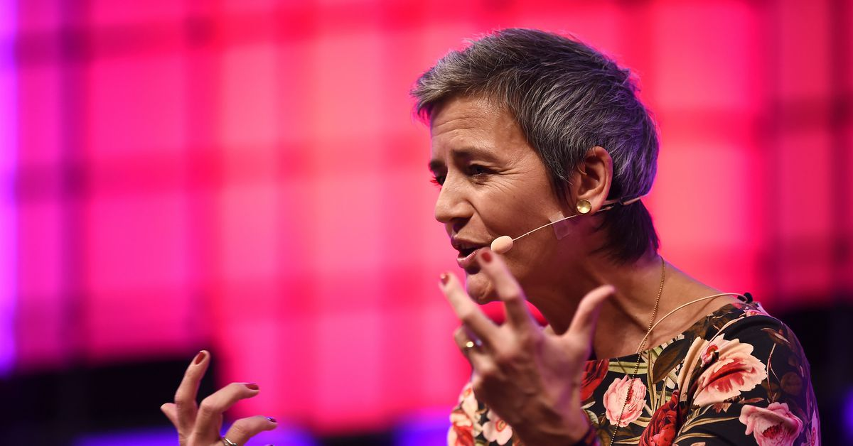 Europe's chief regulator Margrethe Vestager on reining in tech: 'This is the biggest wake-up call we've ever had'