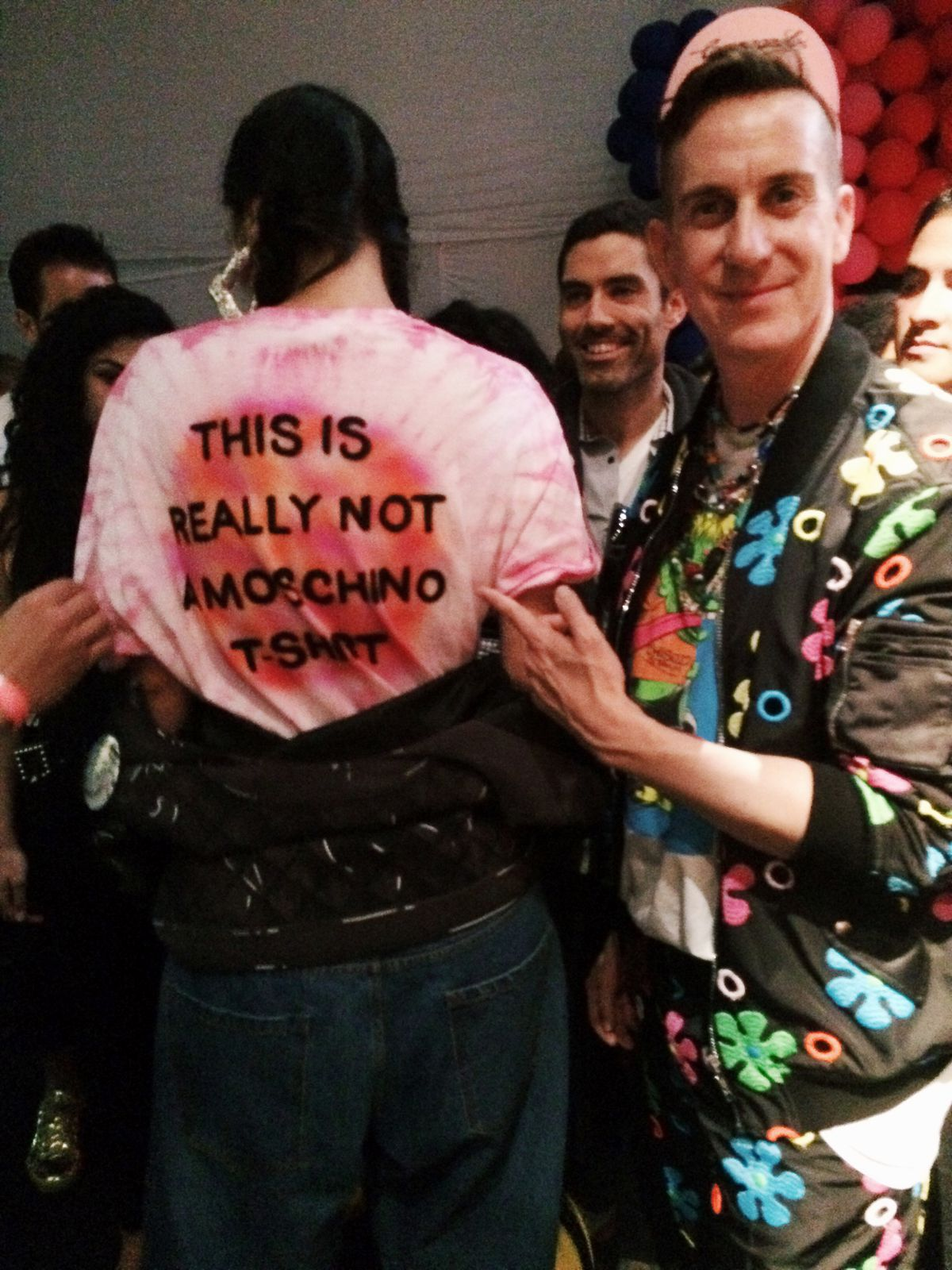 Moschino's LA Show Was a Psychedelic Supermodel Playground