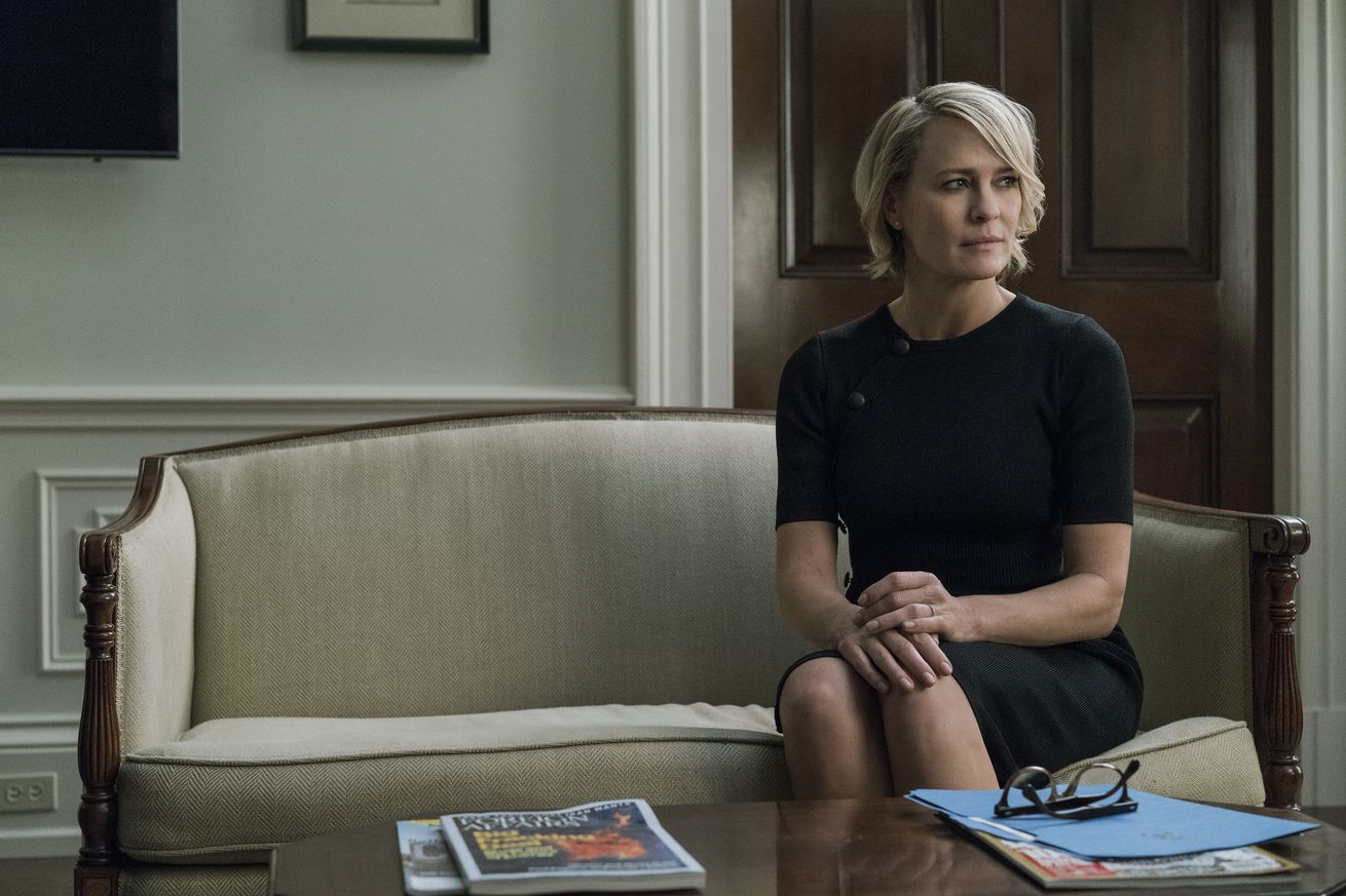 netflix is moving forward with the final season of house of cards