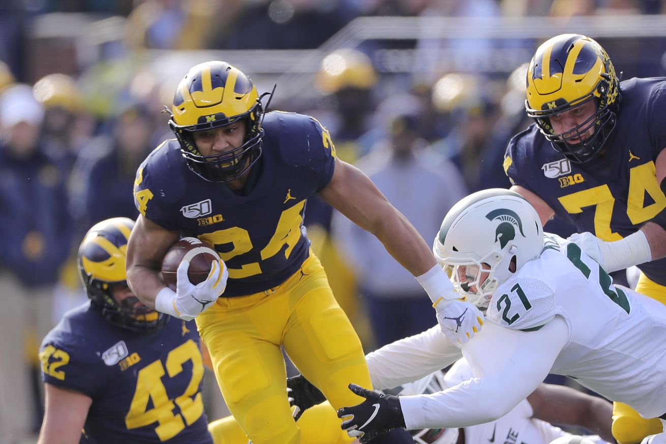 Michigan stayed healthy and prepared, now it's time to seize their opportunity
