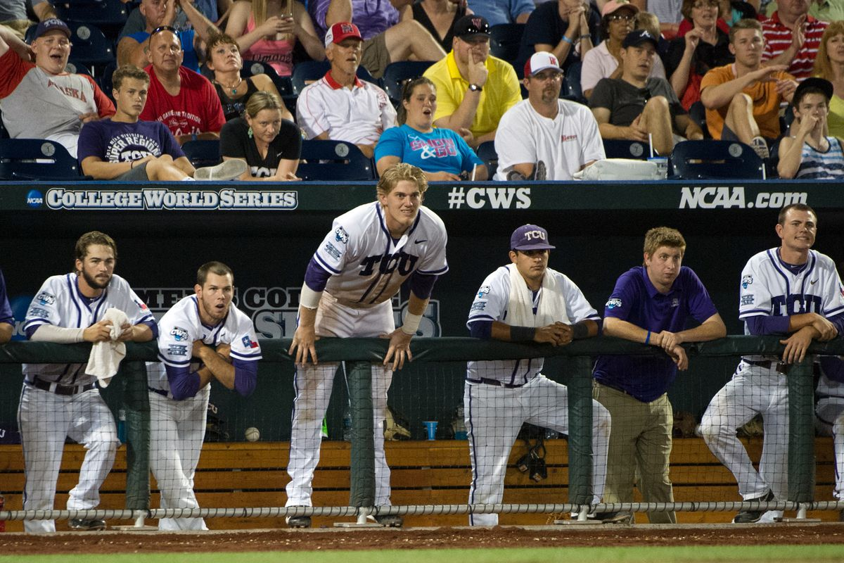 Could TCU bump up to No. 1 in this week's poll?