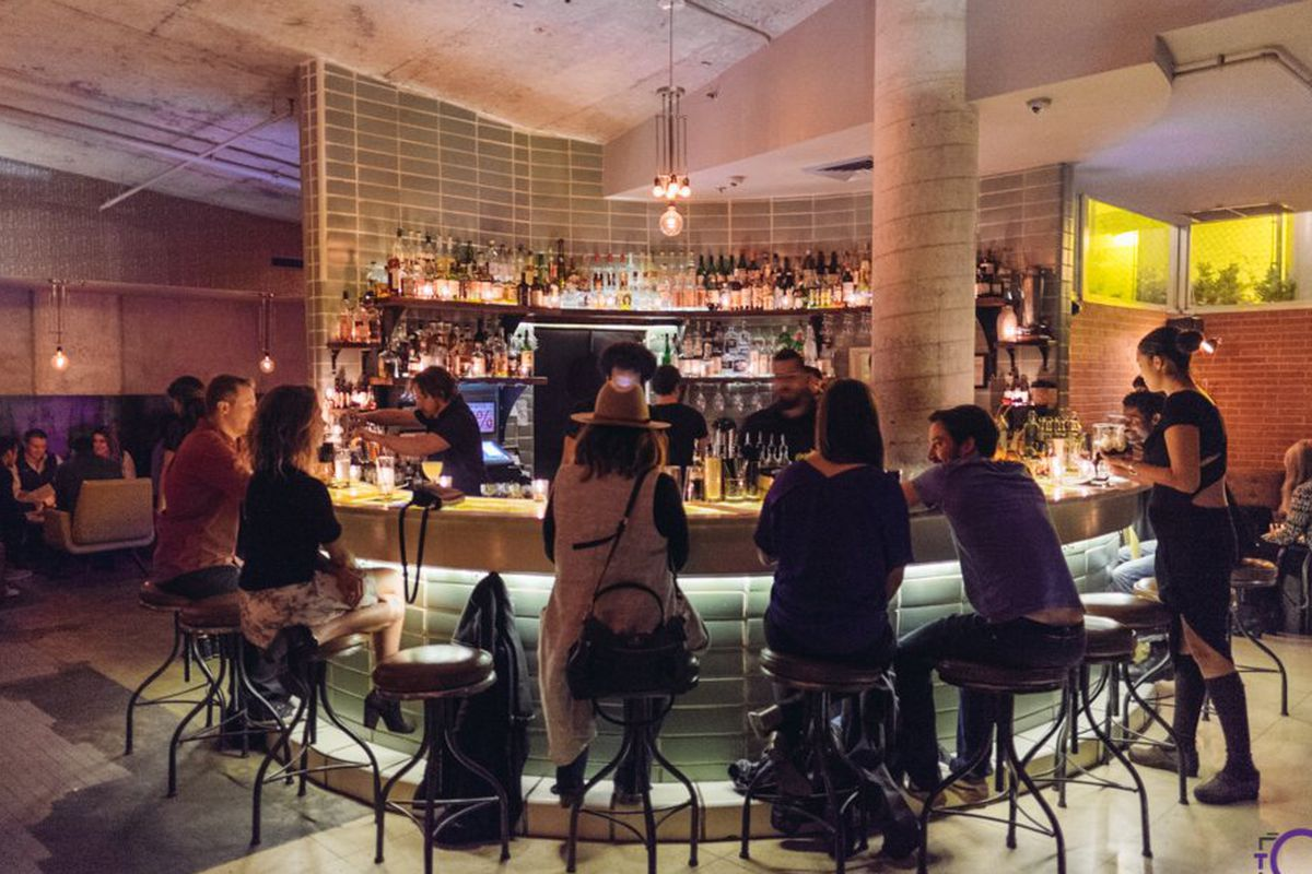 Downtown Bar Garage Expands With Food From Philip Speer Eater Austin
