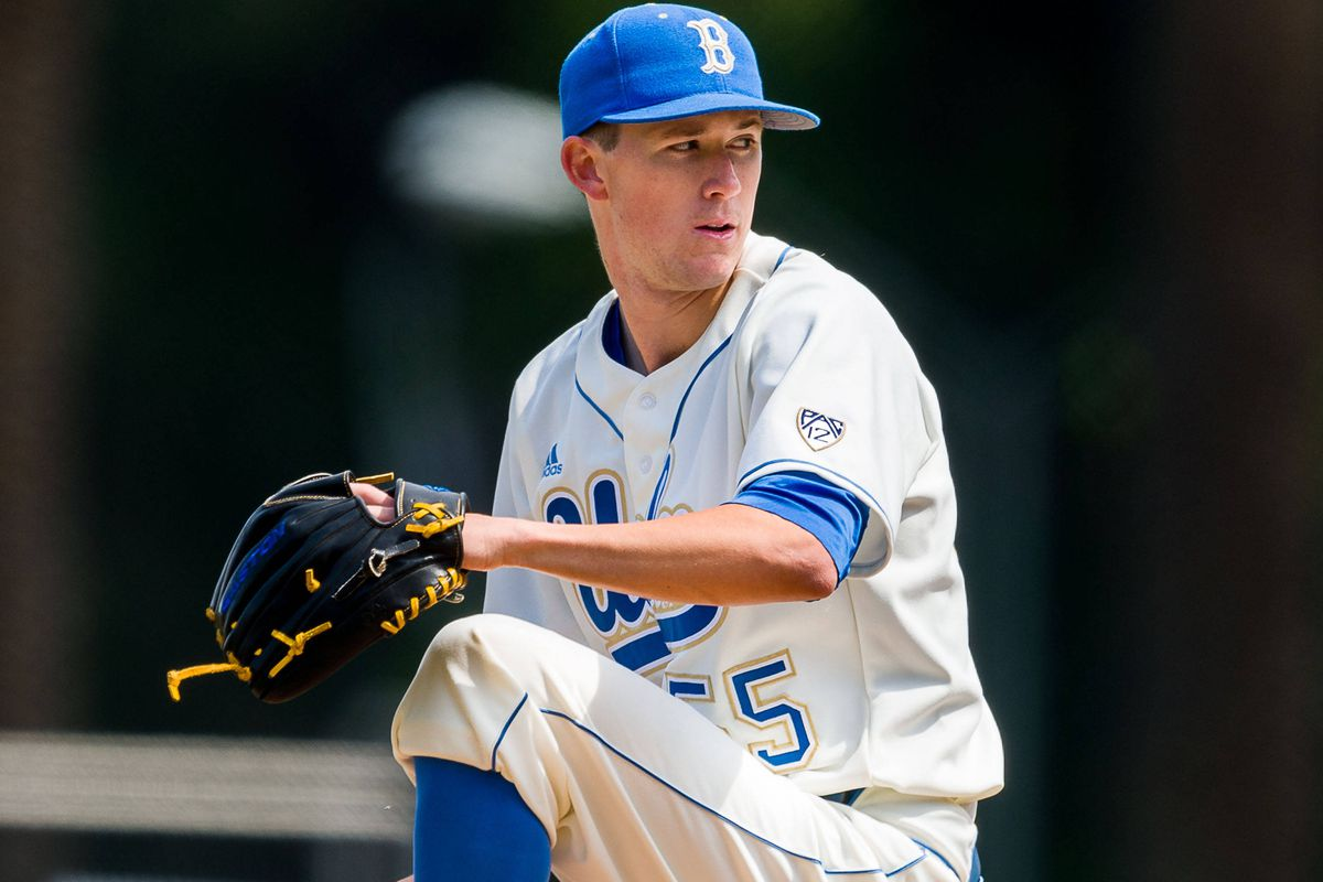 UCLA's Griffin Canning