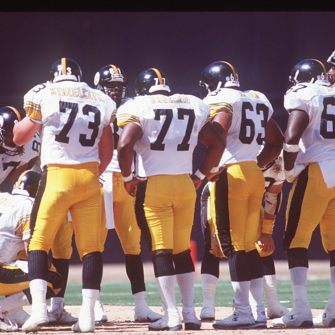 176e12eb083 Steelers 'Digit-Dynasty': Who wore the number best? (Part Two ...