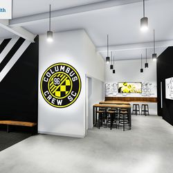 Crew's Academy teams will have their own lounge in the building