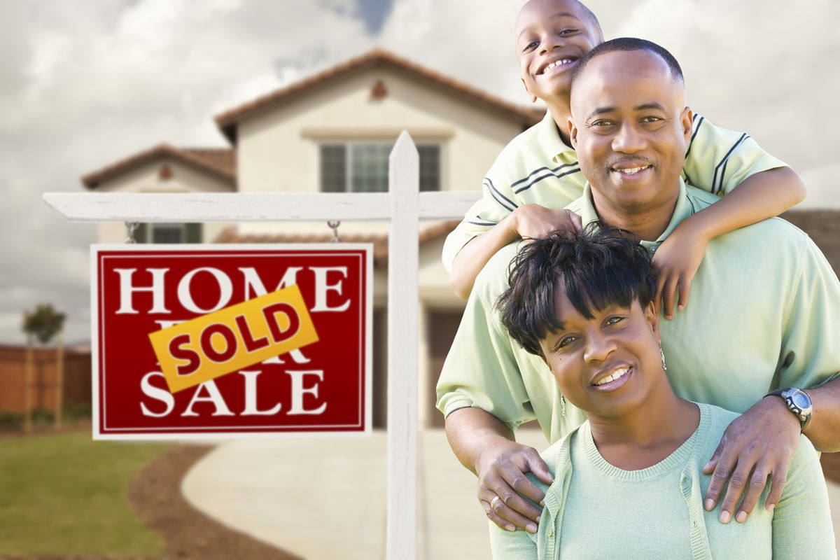 For decades, buying a home was fantastically difficult for black families.