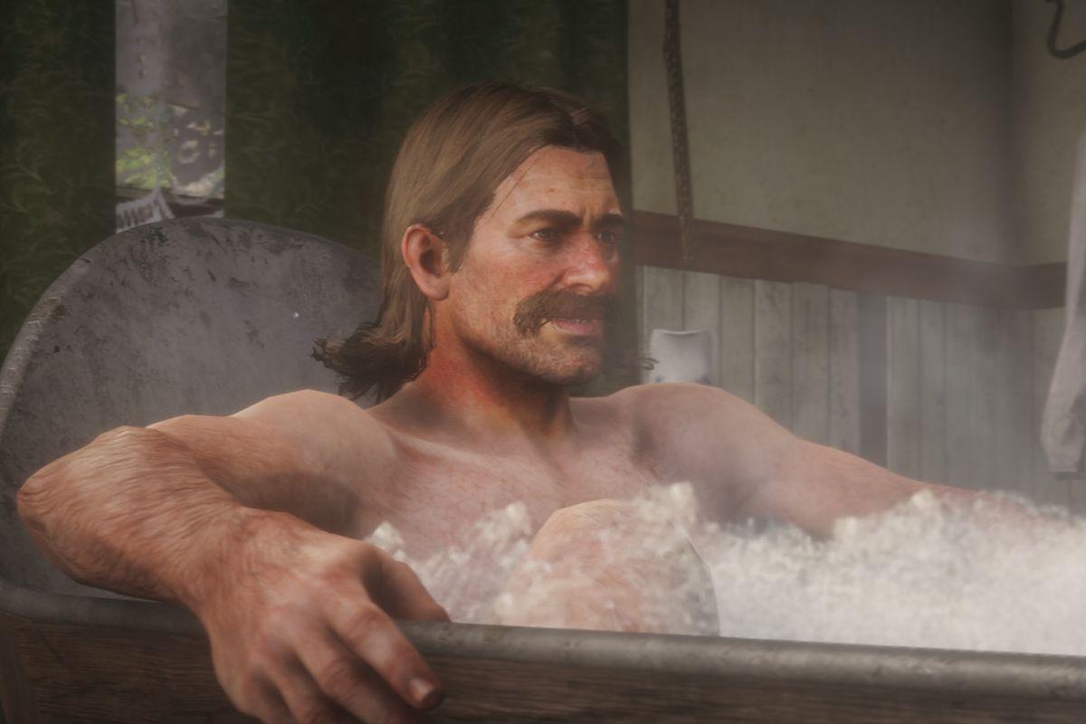 Arthur Morgan Red Dead Redemption 2 XP guide