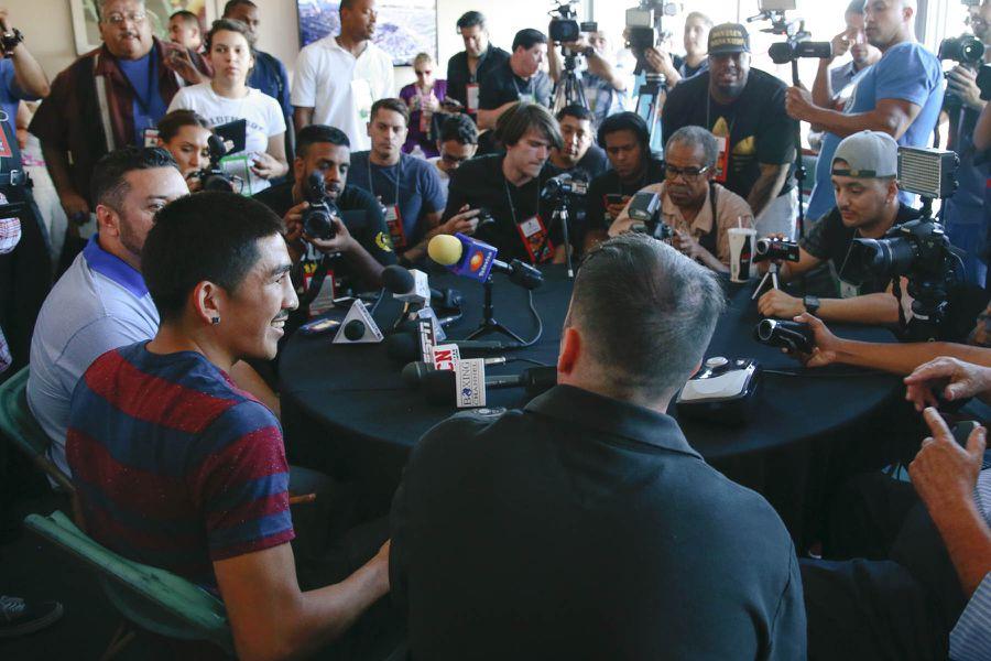 Quotes: Maidana, Santa Cruz, and Angulo discuss Sept. 13 \'Mayhem ...