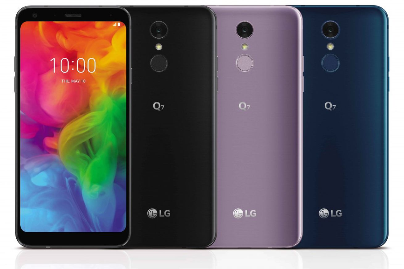 lg s q7 phones are an upgrade to its midrange android offerings