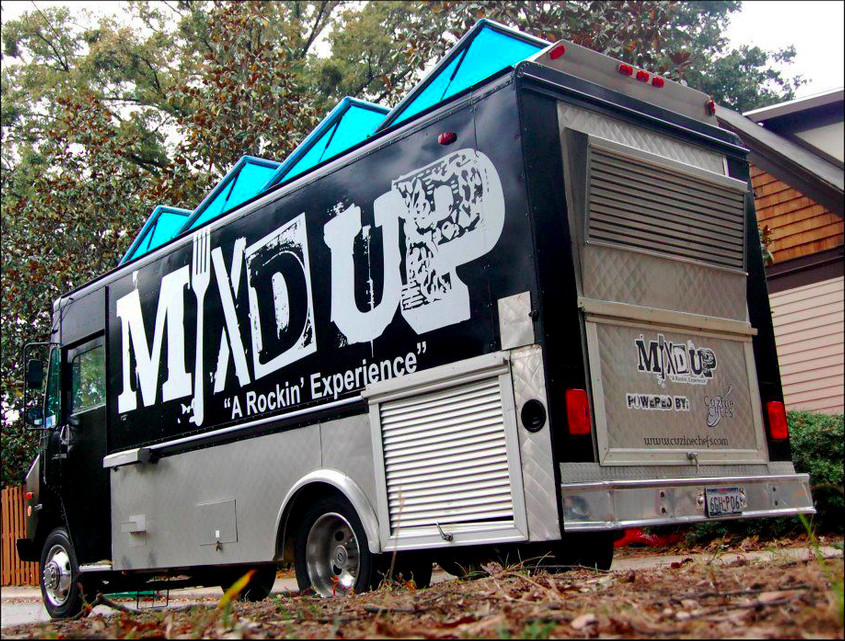 Mix'd Up food truck (use)