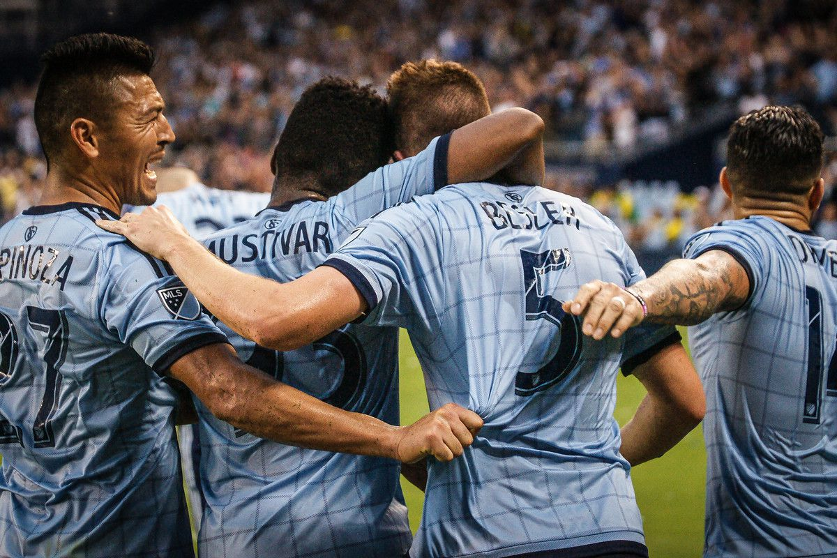 There was a lot of love for Besler when he scored against Columbus