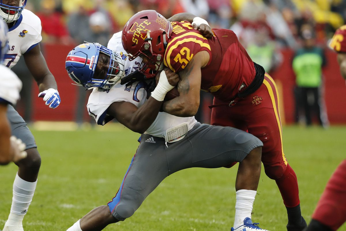 2018 Game VIII  Iowa State vs. Kansas Football Preview - Wide Right ... 42ea99fa58741