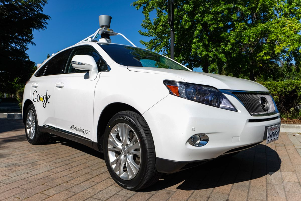 Engineers on Google's self-driving car project were paid so