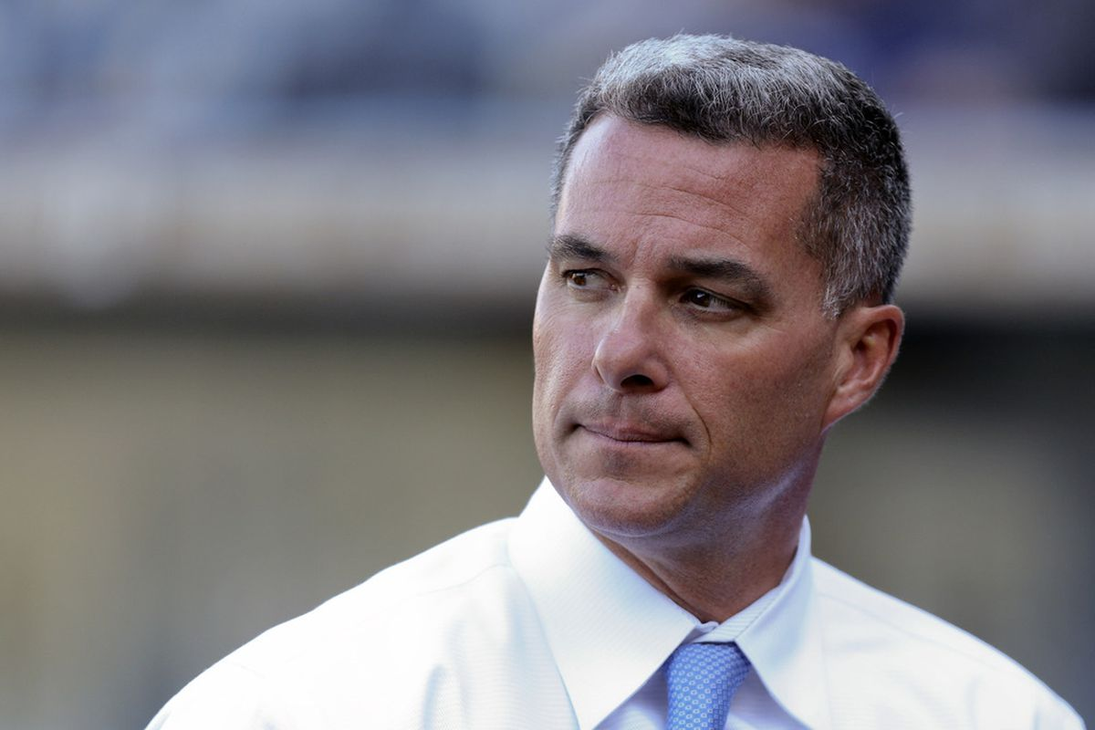 Dayton Moore, Processor (Photo by Ed Zurga/Getty Images)