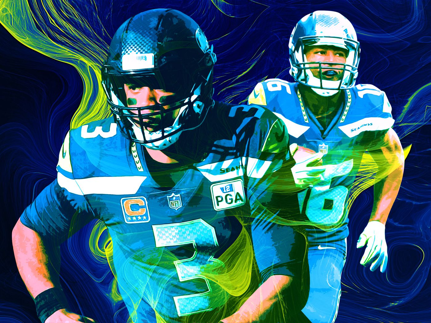 Russell Wilson S Deep Passing Is The Key To A Seahawks