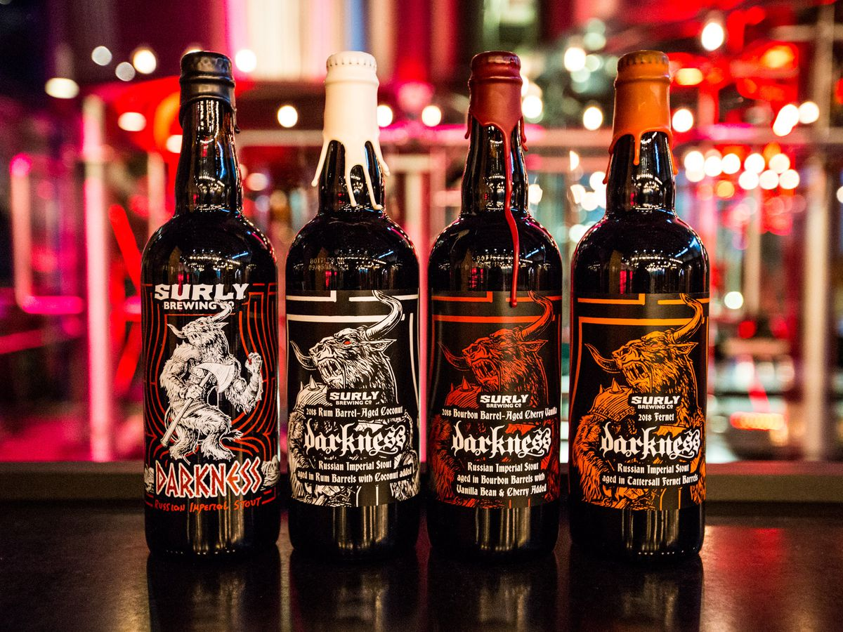 Minnesota beer: Surly Brewing Company review - Bucky's 5th