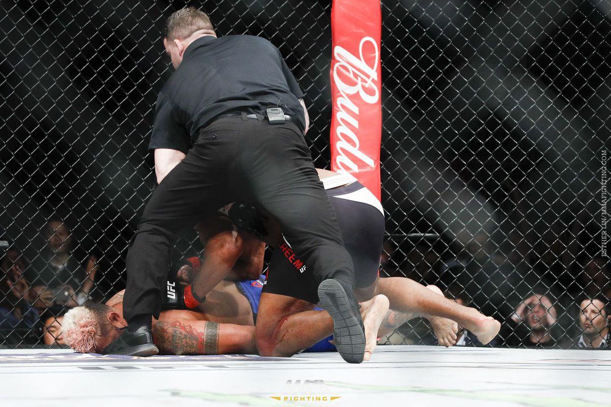 UFC 209 photos