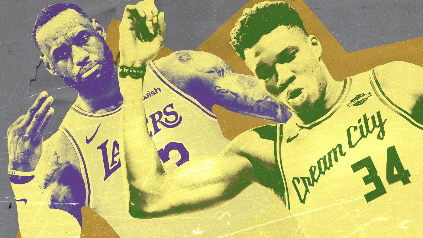 Entrance Survey: Is Bucks-Lakers an NBA Finals Preview?
