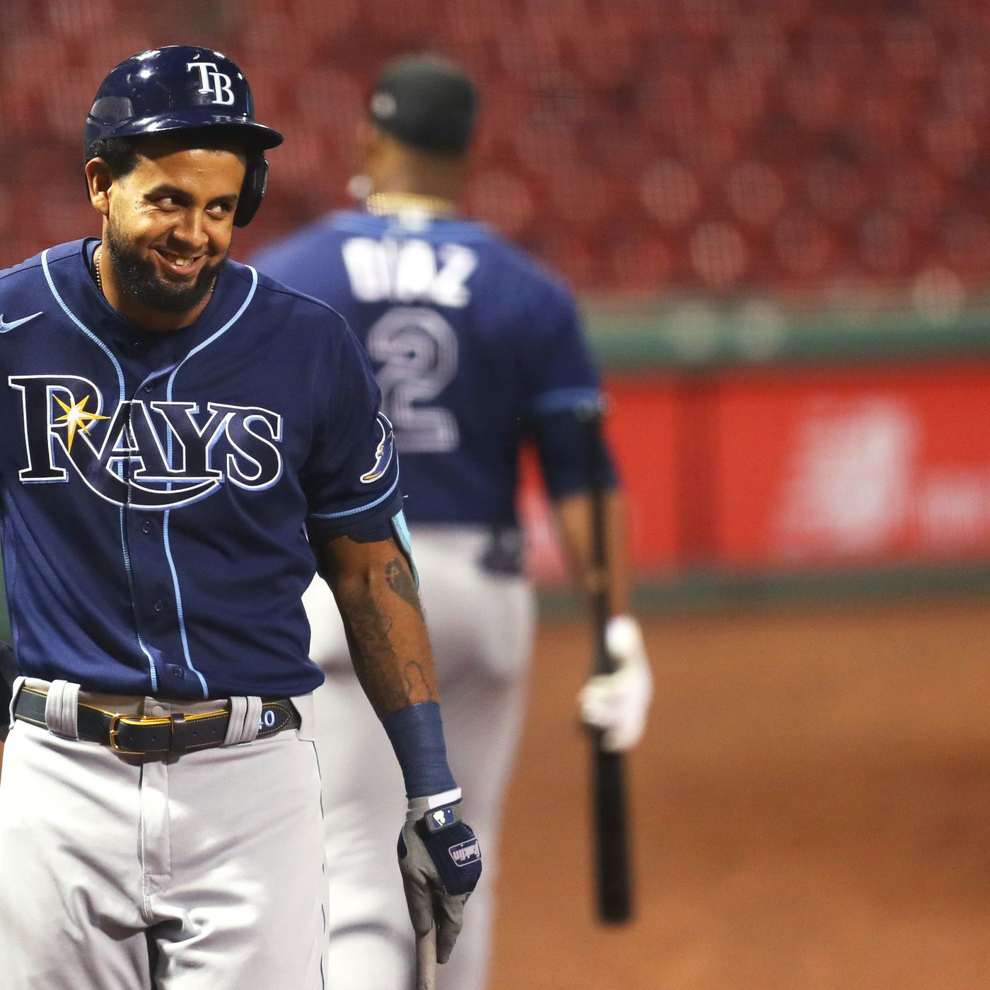 rays trade dh jose martinez to cubs promote randy arozarena draysbay rays trade dh jose martinez to cubs