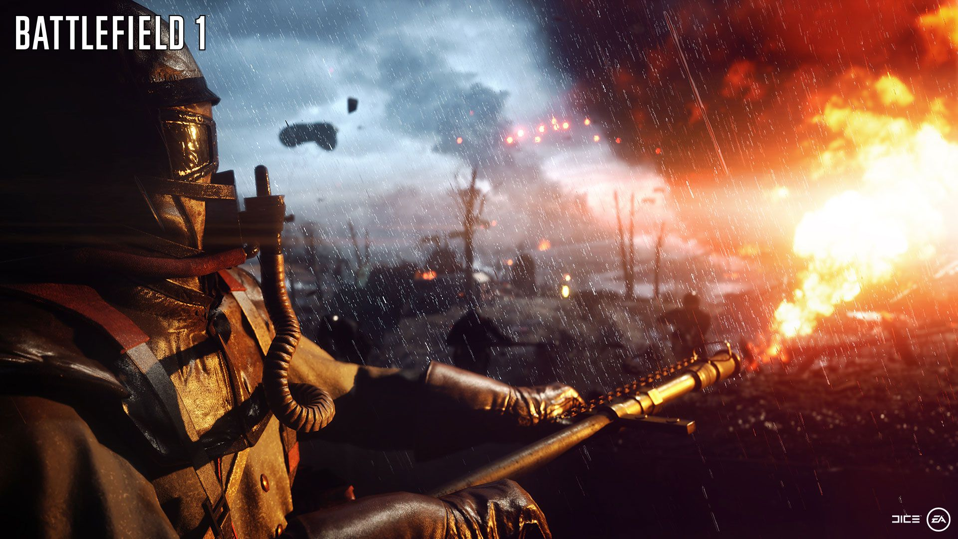 Battlefield 1 screenshots