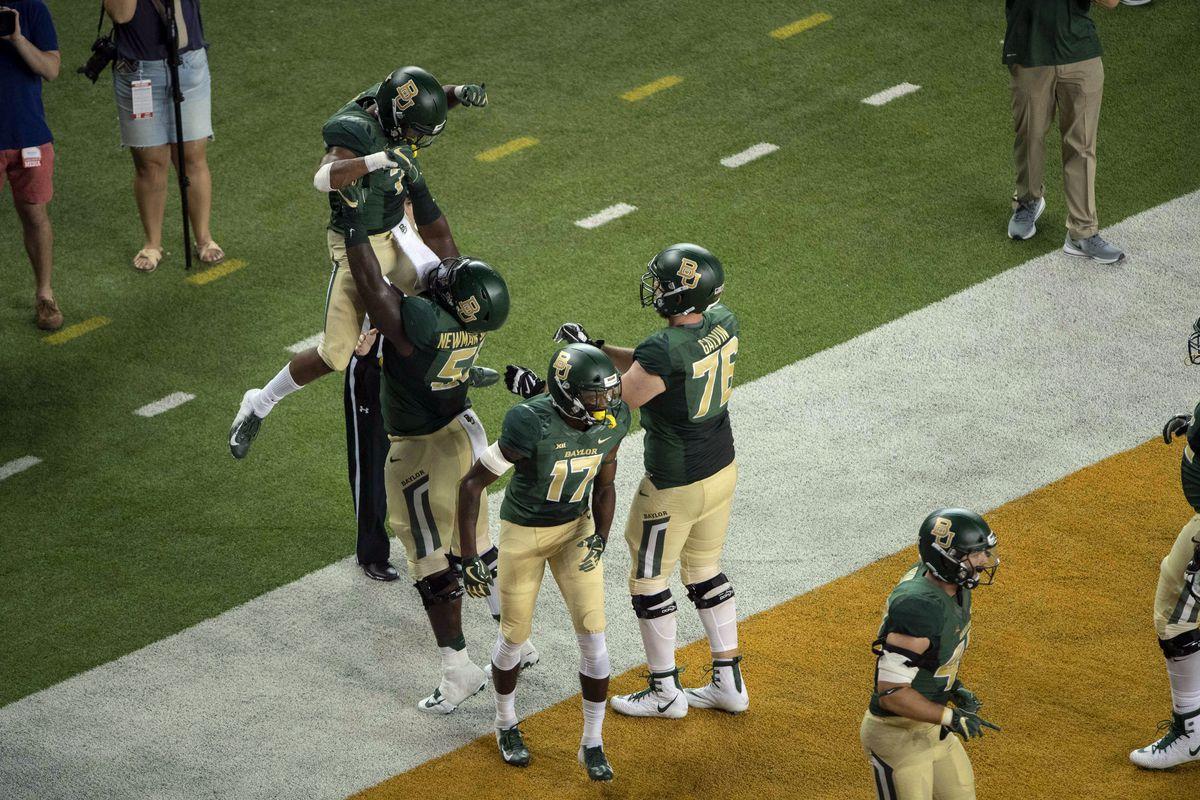 NCAA Football: Abilene Christian at Baylor
