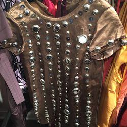 Damaged dress, $75