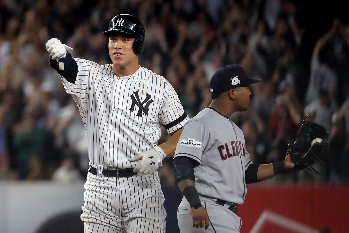 Indians vs Yankees Game 4 Live score updates and highlights from
