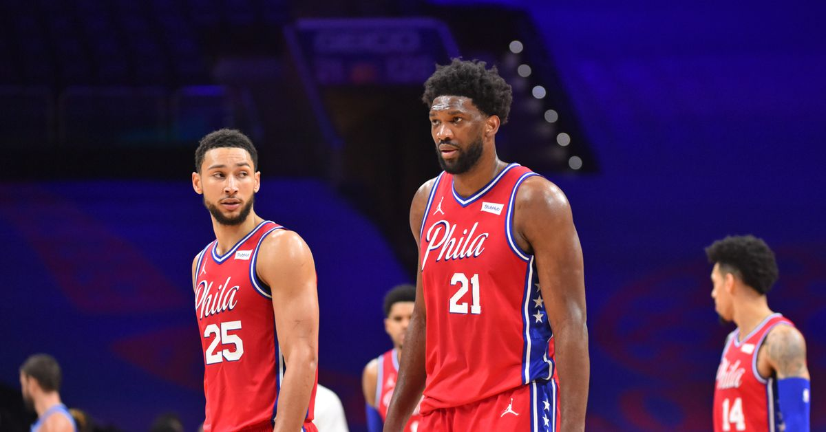 Report: Ben Simmons, Joel Embiid completing 7-day quarantine before returning