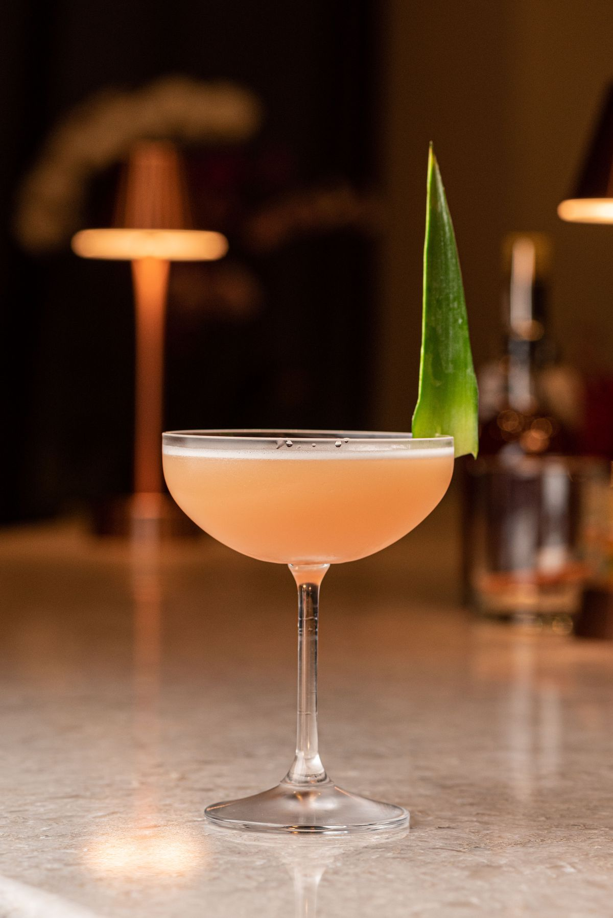 Fifth and Adams cocktail