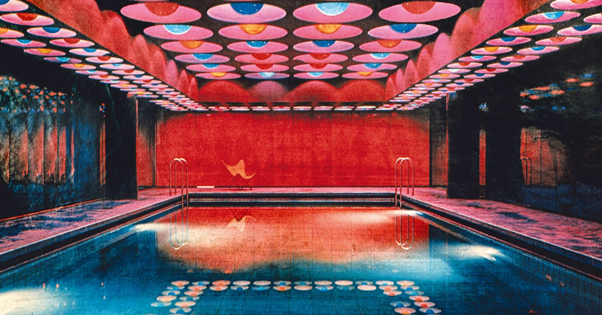 Verner Panton S Groovy Interiors Were Designed To Trip You