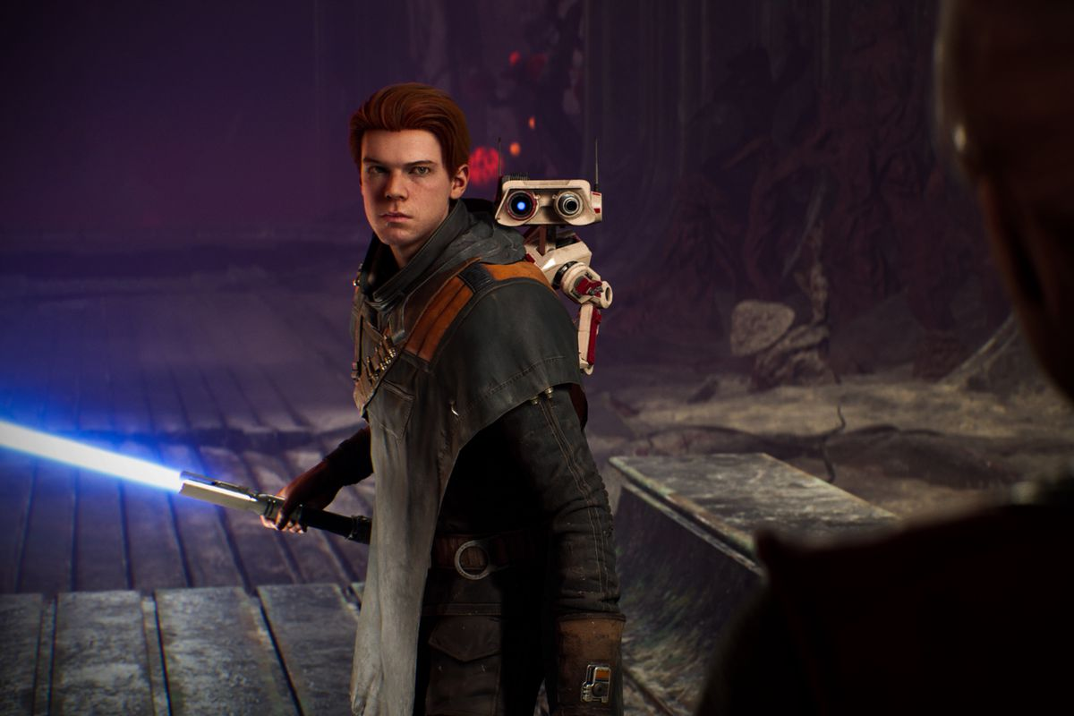 Star Wars Jedi Fallen Order Gameplay Preview The Story After Order 66 Polygon