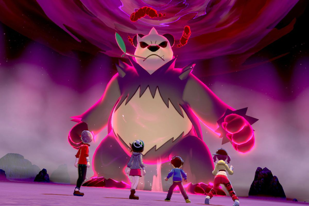 Pokemon Sword And Shield Feel Like An Adventure Made For The Big