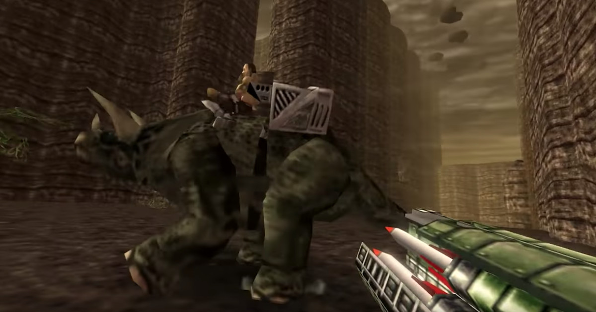 Turok's first two games come to Xbox One in March