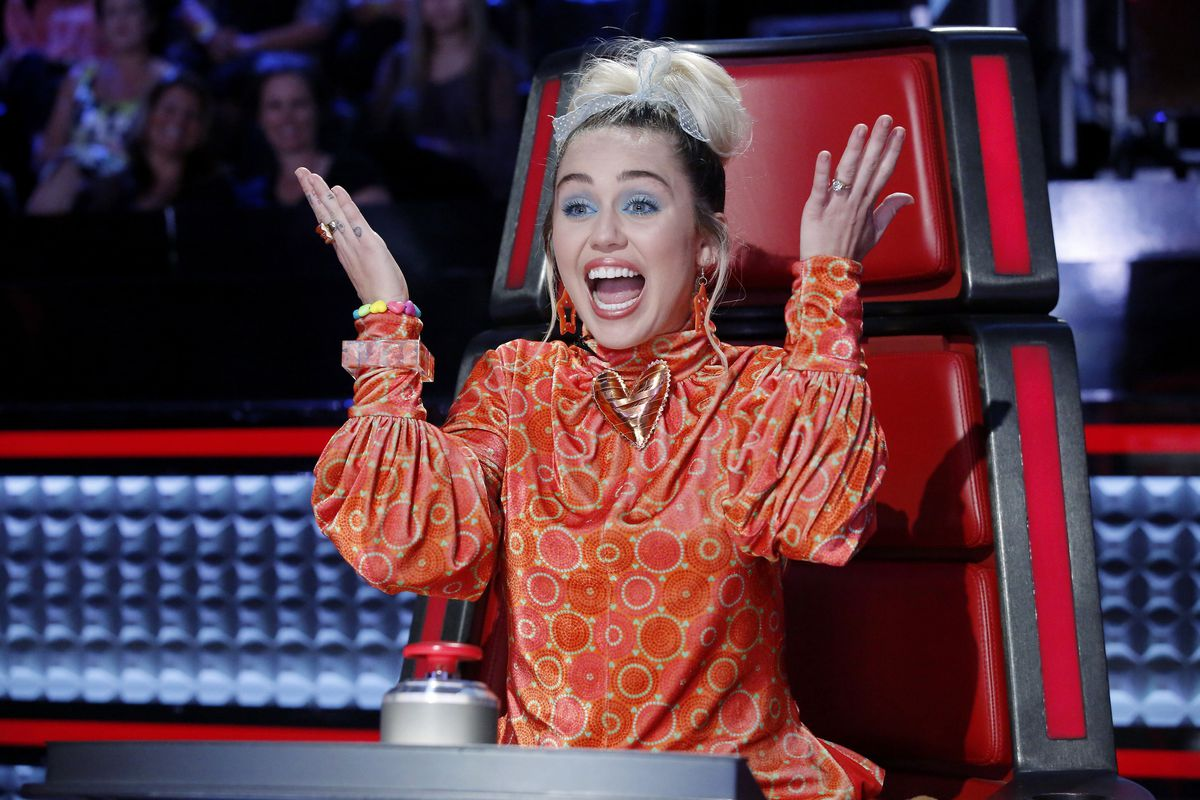 Miley Cyrus (GettyImages)
